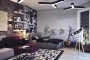 Фото 19 Фотообои в спальне: 115 идей дизайна с невероятными картинами на всю стену