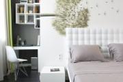 Фото 35 Фотообои в спальне: 115 идей дизайна с невероятными картинами на всю стену