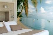 Фото 40 Фотообои в спальне: 115 идей дизайна с невероятными картинами на всю стену