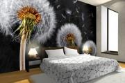 Фото 8 Фотообои в спальне: 115 идей дизайна с невероятными картинами на всю стену