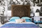 Фото 56 Фотообои в спальне: 115 идей дизайна с невероятными картинами на всю стену
