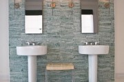 Фото 18 75 Ярких идей плитки в ванную: сочетание красоты и практичности (фото)