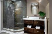 Фото 6 55 Ярких идей плитки в ванную: сочетание красоты и практичности (фото)