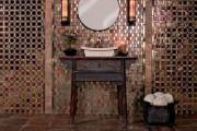 Фото 4 75 Ярких идей плитки в ванную: сочетание красоты и практичности (фото)