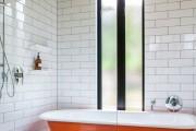Фото 5 75 Ярких идей плитки в ванную: сочетание красоты и практичности (фото)