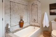 Фото 10 75 Ярких идей плитки в ванную: сочетание красоты и практичности (фото)