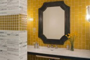 Фото 3 75 Ярких идей плитки в ванную: сочетание красоты и практичности (фото)