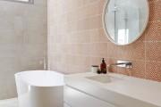 Фото 13 75 Ярких идей плитки в ванную: сочетание красоты и практичности (фото)