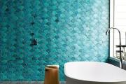 Фото 1 75 Ярких идей плитки в ванную: сочетание красоты и практичности (фото)