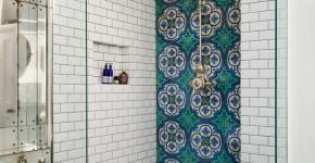 55 Ярких идей плитки в ванную: сочетание красоты и практичности (фото) фото