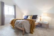 Фото 4 Покрывало на кровать: произведение искусства в вашей спальне (80 фото)