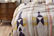 Фото 19 Покрывало на кровать: произведение искусства в вашей спальне (80 фото)