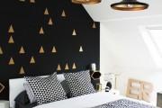 Фото 27 Покрывало на кровать: произведение искусства в вашей спальне (80 фото)