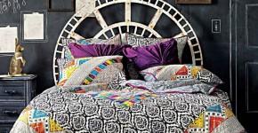 Покрывало на кровать: произведение искусства в вашей спальне (80 фото) фото