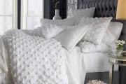 Фото 32 Покрывало на кровать: произведение искусства в вашей спальне (80 фото)