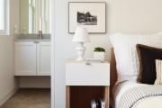 Фото 5 Прикроватные тумбочки: 60 идей подчеркиващих шарм вашей спальни