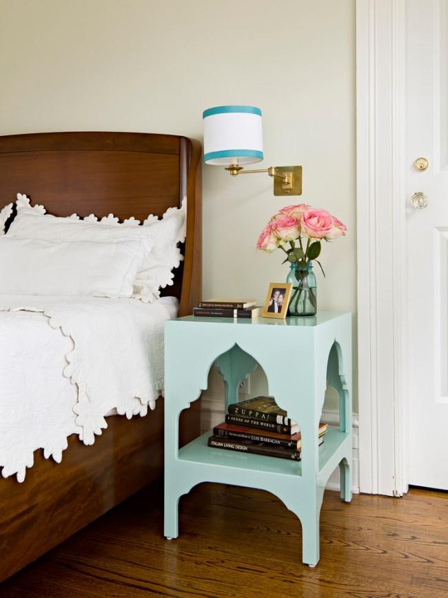 Этнические мотивы в современной спальне