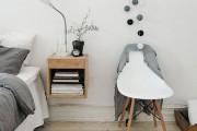 Фото 20 Прикроватные тумбочки: 60 идей подчеркиващих шарм вашей спальни