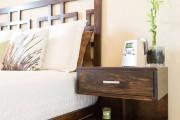 Фото 26 Прикроватные тумбочки: 60 идей подчеркиващих шарм вашей спальни