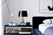 Фото 27 Прикроватные тумбочки: 60 идей подчеркиващих шарм вашей спальни