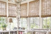 Фото 3 Римские шторы в интерьере: 115 лучших идей из античности для современного дома (фото)