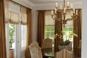 Фото 9 Римские шторы в интерьере: 115 лучших идей из античности для современного дома (фото)
