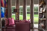 Фото 22 Римские шторы в интерьере: 115 лучших идей из античности для современного дома (фото)