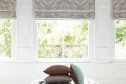 Фото 40 Римские шторы в интерьере: 115 лучших идей из античности для современного дома (фото)