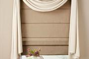 Фото 24 Римские шторы в интерьере: 115 лучших идей из античности для современного дома (фото)