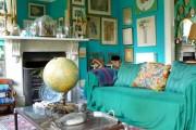 Фото 8 С каким цветом сочетается бирюзовый: 75 удачных комбинаций в интерьере (фото)