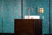 Фото 22 С каким цветом сочетается бирюзовый: 75 удачных комбинаций в интерьере (фото)