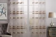 Фото 7 Тюль для зала и спальни: традиционное убранство окон и современные идеи дизайна, 50+ впечатляющих фото