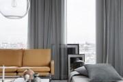 Фото 23 Тюль для зала и спальни: традиционное убранство окон и современные идеи дизайна, 50+ впечатляющих фото