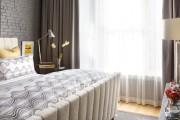 Фото 22 Тюль для зала и спальни: традиционное убранство окон и современные идеи дизайна, 50+ впечатляющих фото