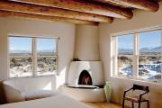 Фото 5 Угловые камины: 70 горячих идей для классических и современных гостиных (фото)