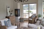 Фото 7 Угловые камины: 70 горячих идей для классических и современных гостиных (фото)