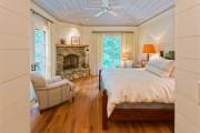 Фото 30 Угловые камины: 70 горячих идей для классических и современных гостиных (фото)