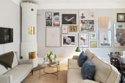 Фото 10 Угловые камины: 70 горячих идей для классических и современных гостиных (фото)