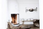 Фото 6 Угловые камины: 70 горячих идей для классических и современных гостиных (фото)