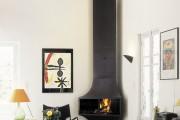 Фото 14 Угловые камины: 70 горячих идей для классических и современных гостиных (фото)