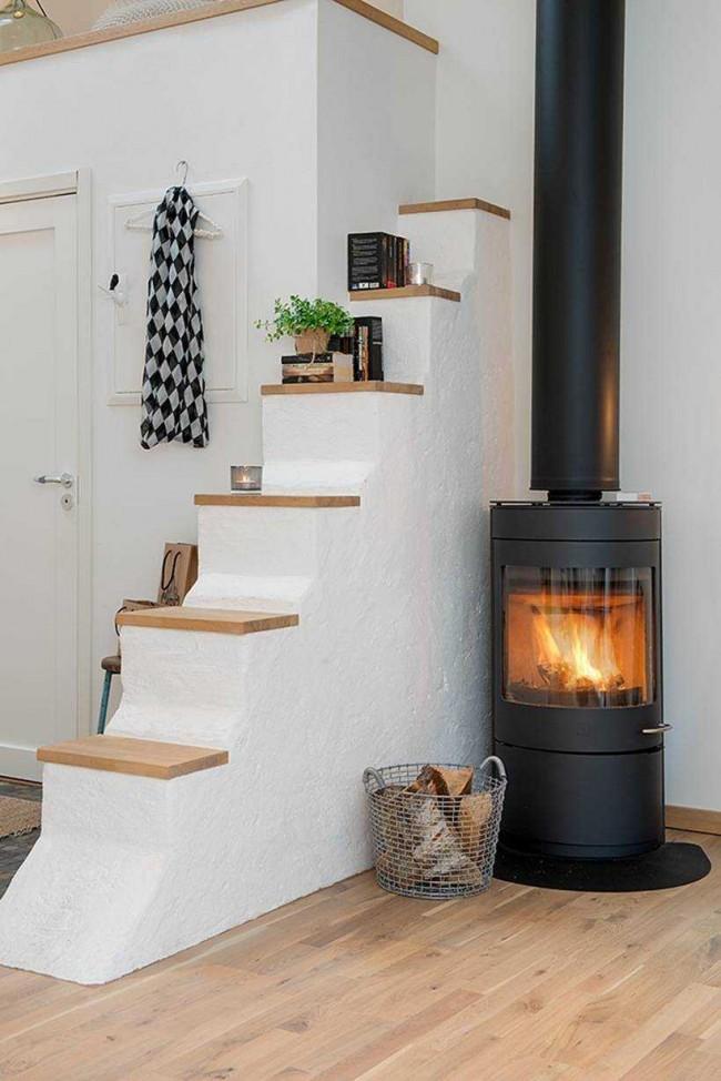 Такая готовая модель пользуется большой популярностью в скандинавских странах