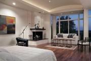 Фото 22 Угловые камины: 70 горячих идей для классических и современных гостиных (фото)