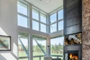 Фото 23 Угловые камины: 70 горячих идей для классических и современных гостиных (фото)