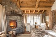 Фото 25 Угловые камины: 70 горячих идей для классических и современных гостиных (фото)