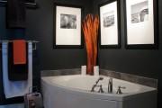 Фото 25 65 Идей угловых ванн в интерьере: всё о существующих видах, размерах и формах