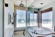 Фото 26 65 Идей угловых ванн в интерьере: всё о существующих видах, размерах и формах