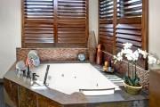 Фото 2 65 Идей угловых ванн в интерьере: всё о существующих видах, размерах и формах