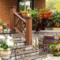 Пристроенная к дому веранда: расширяем полезное пространство (120+ лучших проектов) фото