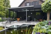Фото 23 Пристроенная к дому веранда: расширяем полезное пространство (120+ лучших проектов)