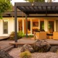 Веранда пристроенная к дому: расширяя пространство (85 фото) фото